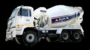 Ajax Flori Mixer Truck
