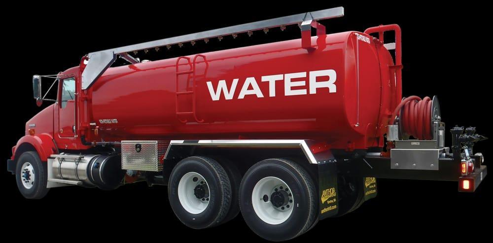 Water Tanker Rental